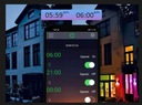 Taśma LED 20M RGB 5050 Bluetooth APLIKACJA ZESTAW Moc 36 W