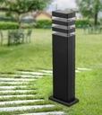 Lampa ogrodowa 50cm stojąca słupek GU10 zewnętrzna Moc znamionowa 35 W