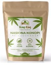 Nasiona konopi 500g SUPERFOOD+ planer/ebook GRATIS