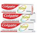 COLGATE TOTAL ORIGINAL pasta do zębów 3x75 ml