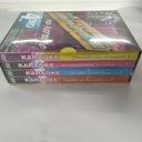 музыкальные разнообразия в КАРАОКЕ box 4x DVD