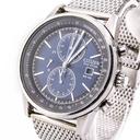 Zegarek CITIZEN CA0331-56L SOLAR męski chronograf Kolor granatowy srebrny