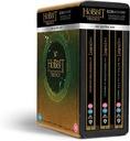 HOBBIT TRYLOGIA STEELBOOK 4K FREEMAN MCKELLEN PL Tytuł Hobbit Trylogia 4K UHD 3 x Steelbook