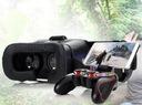 OKULARY GOGLE VR BOX 3D 360+PAD do HUAWEI SAMSUNG Waga (z opakowaniem) 0.5 kg