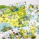 Puzzle obserwacyjne Zwierzęta dzikie Kapitan Nauka Kolekcja Kapitan Nauka