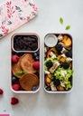 LUNCHBOX NA KAŻDY DZIEŃ FIT BENTO Malwina Bareła Tytuł Lunchbox na każdy dzień. Fit Bento