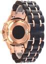 Zegarek męski drewniany Giacomo Design GD481 NEW! Kształt koperty okrągła