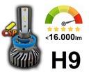Najlepsze LED H9 CSP 16.000Lm Bardzo Mocne CANBUS