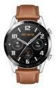"""Huawei Watch GT 2 inteligentny zegarek 1.39"""" Materiał paska / bransolety skóra ekologiczna"""