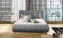 Łóżko tapicerowane Boston 140x200