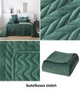Narzuta na łóżko 200x220 velvet pikowana welur Kolor beżowy biały czarny odcienie różowego odcienie szarości odcienie zieleni odcienie żółtego srebrny