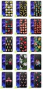 Stylowe Etui Przezroczyste do Huawei Mate 20 Lite Kolor wielokolorowy
