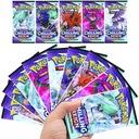 Karty POKEMON CHILLING REIGN 36saszetek=288 kart Rodzaj zestawy kart, repaki