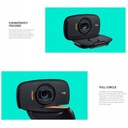 Kamera LOGITECH B525 C525 HD WEBCAM Skype PC Wbudowany mikrofon Tak