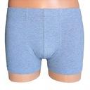 Bokserki Męskie krótkie H&M S Bawełna niebiesk