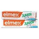 elmex JUNIOR pasta do zębów dzieci 6-12 lat 2x75ml Kod producenta 9980000000174