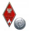 Odznaka Of. Szkoła Inżynieryjna Zjazd 1969-2019
