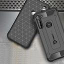 Etui Pancerne DIRECTLAB do Motorola Moto G8 Funkcje pochłanianie wstrząsów
