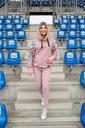 Bluza damska z kapturem wygodna bawełniana XXL Kolor wielokolorowy