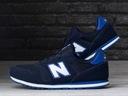 Buty, sneakersy sportowe New Balance YC373SN Marka New Balance