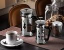 Zaparzacz kawy French Press Bialetti 600ml stalowy Rodzaj zaparzacz dzbanek