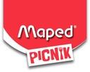 Poręczny ZESTAW śniadaniowy LUNCHBOX + BIDON 430ml Marka Maped