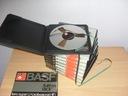 TASMY SZPULOWE BASF ALU DPR I LPR 18 CM X 8 SZT Model BASF DPR I LPR LH PROFESSIONAL