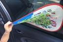 OSŁONKA do samochodu elektrostatyczna/mapa/2 szt. Marka Tuloko