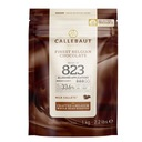 Czekolada Callebaut 823 MLECZNA do pralin 1kg