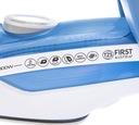 Żelazko parowe BARDZO DUŻE First Austria 2600 W Załączone wyposażenie pojemnik do nalewania wody