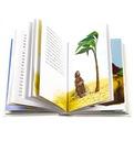BIBLIA NA KOMUNIĘ CHRZEST GRAWER ŚWIĘTA HISTORIA Okładka twarda