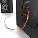 Kabel Przewód Głośnikowy OFC 2x4 z Czystej Miedzi Kod producenta 2x4mm OFC