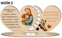 Prezent na Dzień OJca upominek dla TATY wzory Rodzaj gadżetu statuetka