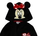 MYSZKA MINNIE SZLAFROK DZIECIĘCY Z KAPTUREM 104 Marka Disney