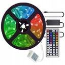 TAŚMA LED SMD 2835 20m ZESTAW KOLOROWA RGB PILOT EAN 5903631231766