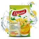 Ekland Napój herbaciany instant cytrynowy 300 g Forma granulowana