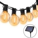 10 Led Lampki Solarne Ogrodowe Lampa Zewnętrzna