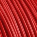 Filament Fiberlogy PET-G Czerwony / Red 1,75 1.75 Kolor czerwony