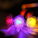 Girlandy Lampki Rose Ogrodowe Solarne 30 LED 6.5m Marka inna