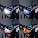 FORTIS LAMPKA ROWEROWA LED LICZNIK KLAKSON + TYLNA Zawartość zestawu akumulator instrukcja obsługi lampka latarka uchwyt na kierownicę
