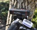 Zestaw Lampka rowerowa Specter KONG przód tył Zasilanie USB