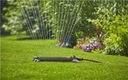 Дождеватель трансфера AquaZoom Л 350м2 Gardena 18714