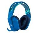 Słuchawki bezprzewodowe Logitech G733 LED Blue Model G733