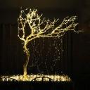 200 LED Girlandy Lampki Ogrodowe Solarne Wysoki 2m Marka M000698