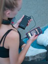 Power bank BLOW 40000mAh 2xUSB Quick Charge szybki Kod producenta 81-131# Powerbank QC 3A Lightning typ C