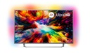 """NOWY TV PHILIPS 55"""" 55PUS7303 UHD 4K ANDROID"""