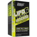 NUTREX LIPO 6 BLACK INTENSE 60k СЖИГАТЕЛЬ ЖИРА