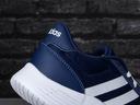 Buty sportowe sneakersy Adidas Lite Racer EH1425 Kolor biały granatowy