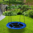 Huśtawka ogrodowa bocianie gniazdo ANAGRE 100 cm Waga (z opakowaniem) 150 kg