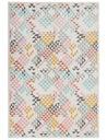 Dywan pastelowy młodzieżowy 160x220 cm Trójkąty Bohater inny